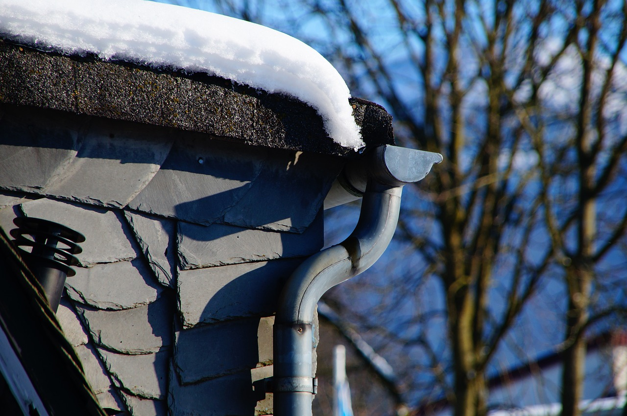 Protecting Gutters From Snow and Ice Damage
